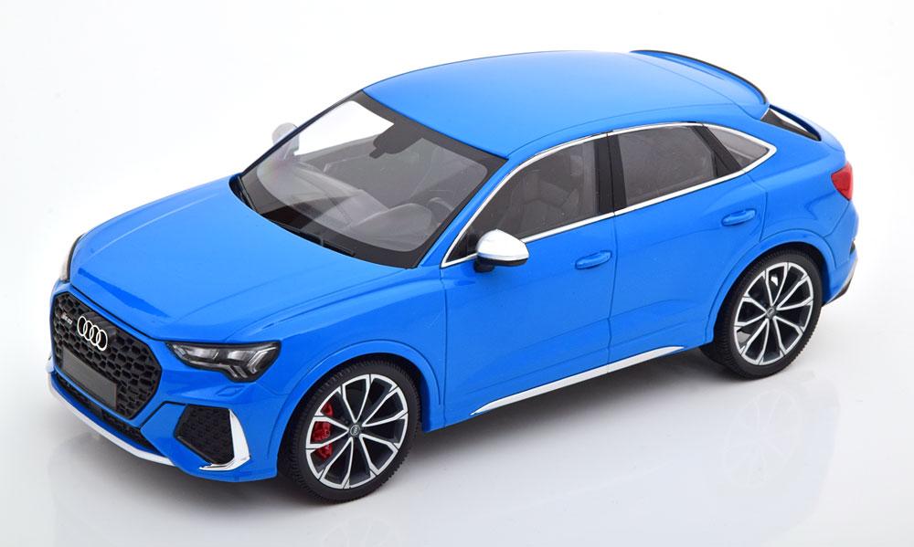 Audi RS Q3 Sportback 2019 Blauw 1-18 Minichamps Limited 240 Pieces