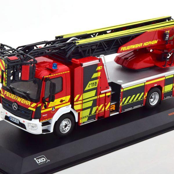 Mercedes-Benz Alego DLA(K) 23/12 Rosenbauer Brandweer Florian Hofheim 1-43 Ixo Models