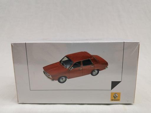 Renault 12 1969-1980 Rood 1-43 Norev