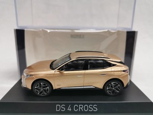 Citroen DS 4 Cross 2021 Copper Gold 1-43 Norev