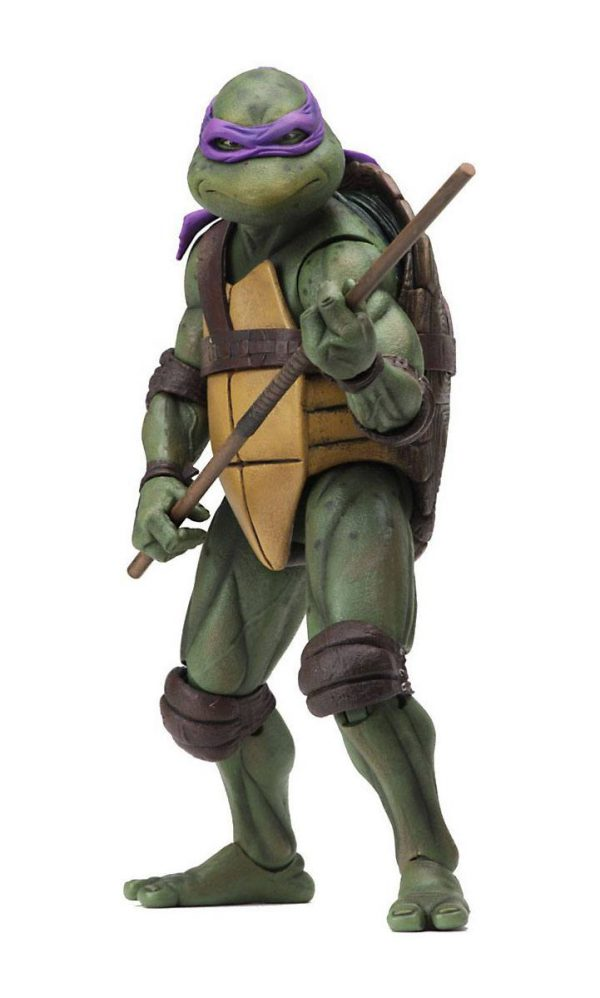 Teenage Mutant Ninja Turtles Donatello Afmeting 7 Inch / 17 cm Neca