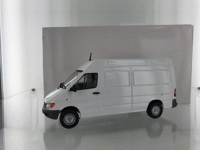 Mercedes-Benz Sprinter Wit 1-43 Eligor Hollandoto