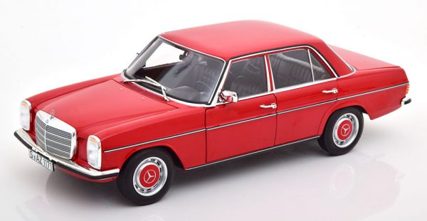 Mercedes-Benz 200/8 ( W115 2.Serie ) 1973 Rood 1-18 Norev Limited 1000 Pieces