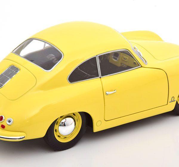 Porsche 356 Pre-A Geel 1-18 Solido