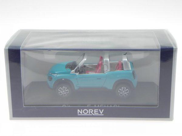 Citroen E-Mehari 2016 Blue 1-43 Norev
