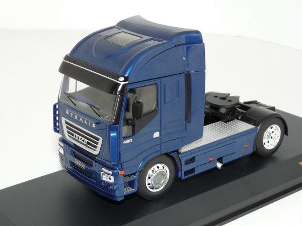 Iveco Stralis 2012 Blauw 1-43 Ixo Models