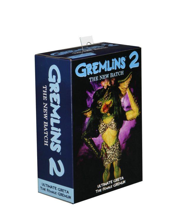 Gremlins 2: Ultimate Greta The Female Gremlin Afmeting 7 Inch/17 cm Neca