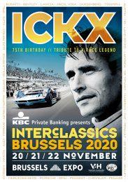 De zesde editie van InterClassics Brussels, welke van 19 t/m 21 november 2021 plaatsvindt in Brussels Expo
