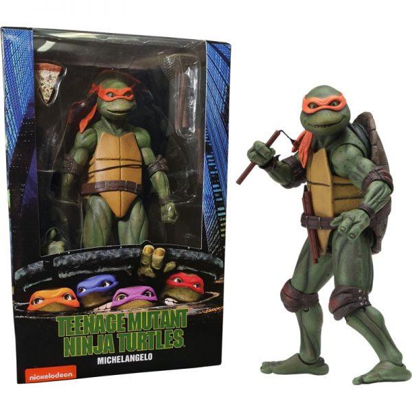 Teenage Mutant Ninja Turtles Afmeting 7 Inch / 17 cm Neca