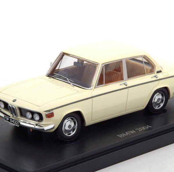 BMW 2004 M Sedan, South Africa, 1973 Beige 1-43 Autocult Limited 333 Pieces