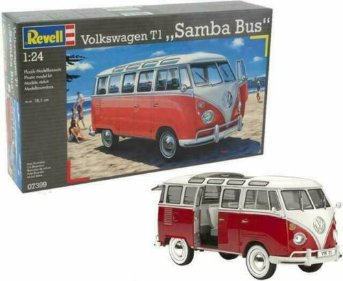 "Bouwdoos Volkswagen T1 ""Samba Bus"" 1-24 Revell"