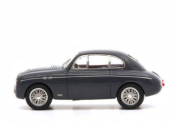 Fiat 750MM Panoramica Zagato 1949 Italy Grijs 1-43 Autocult Limited 333 Pieces