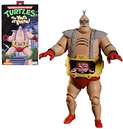 Teenage Mutant Ninja Turtles: The Wrath of Krang 9 Inch / 22,86 cm Neca