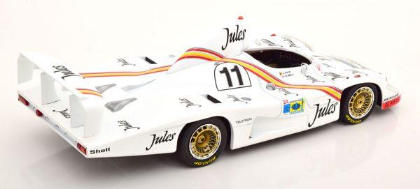 Porsche 936 #11 Winner 24Hrs Le Mans 1981 J.Ickx / D.Bell 1-18 Solido