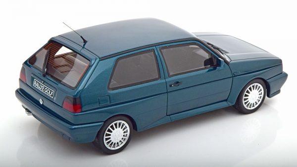Volkswagen Golf II G60 Rally 1990 Groen Metallic 1-18 Ottomobile Limited 3000 Pieces ( Resin )