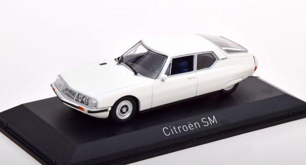 Citroen SM 1970 Wit 1-43 Norev