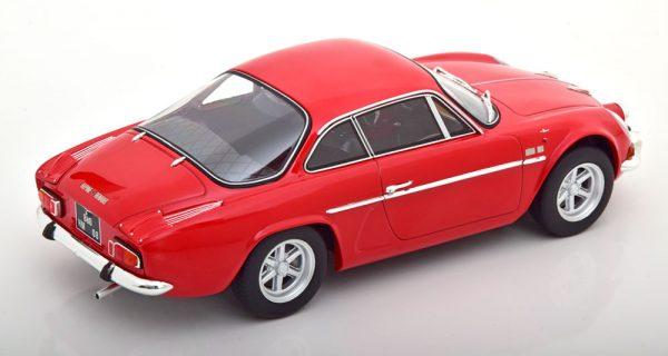 Renault Alpine A110 1600S 1969 Rood 1-18 Norev