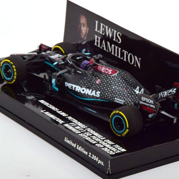 Mercedes-AMG Petronas F1 W11 EQ Performance Winner Styrian GP 2020 Louis Hamilton 1-43 Minichamps Limited 2304 Pieces
