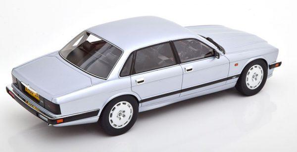 Jaguar XJR (XJ40) 1990 Zilver Metallic 1:18 Cult Scale Models