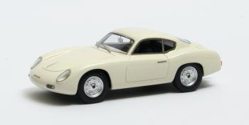 Porsche 356 Zagato Carrera Coupe Wit 1-43 Matrix Scale Models Limited 408 pcs.