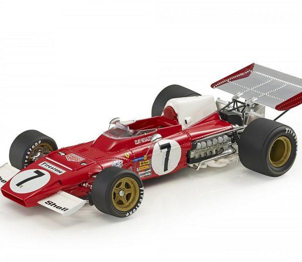 Ferrari 312 B2 1972 Nr#7 Clay Regazzoni 1:18 GP Replicas Limited 500 Pieces