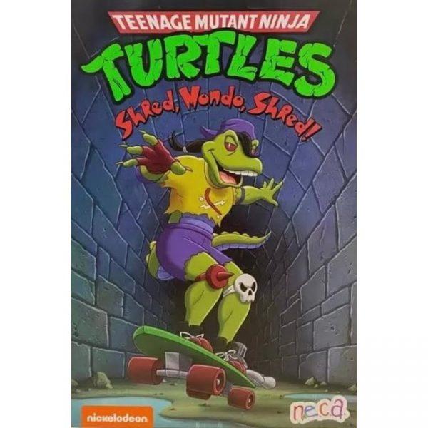 Teenage Mutant Nina Turtles Ultimate Mondo Gecko 7 Inch Neca