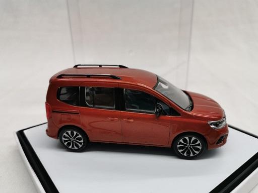 Renault Kangoo 2020 Bruin Terracotta 1-43 Norev