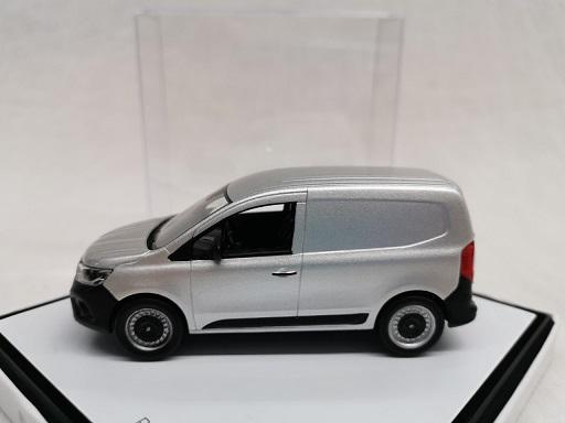Renault Kangoo Van 2020 Zilver 1-43 Norev