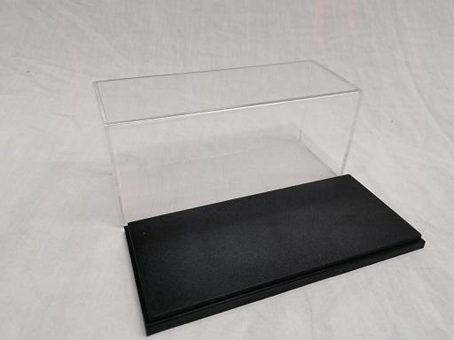 Vitrinekast ( Zwarte Onderplaat ) 1-43 BBR