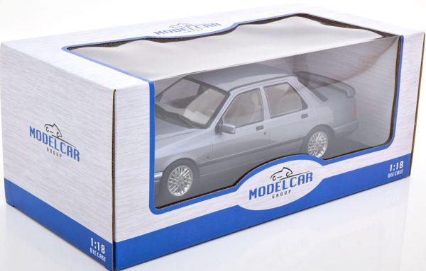 Ford Sierra Cosworth 1988 Moonstone Blue 1-18 MCG Models