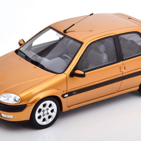 Citroen Saxo VTS 2000 Goud Metallic 1-18 Ottomobile Limited 3000 Pieces