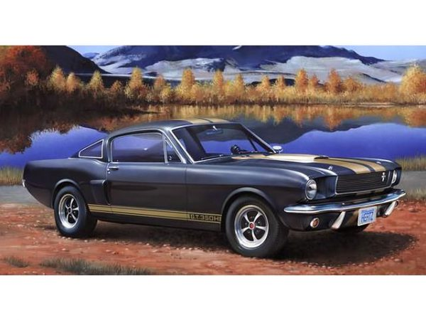 Shelby Mustang GT 350 H 1-24 Bouwdoos Revell