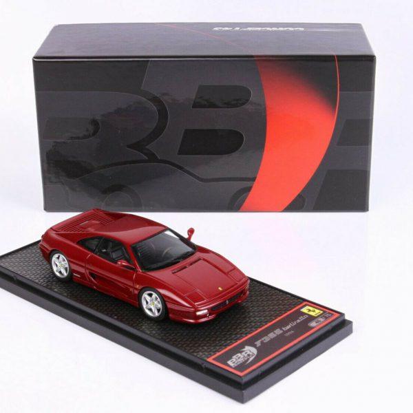 Ferrari F355 Berlinetta 1994 Rosso Barchetta 1-43 BBR-Models Limited 75 Pieces