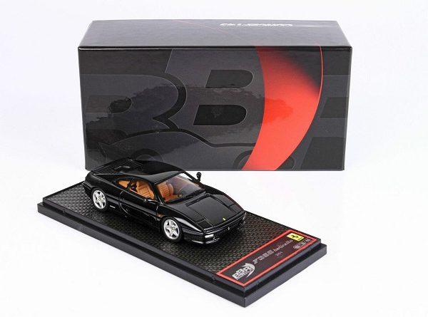 Ferrari F355 Berlinetta 1994 Gloss Black 1-43 BBR-Models Limited 55 Pieces