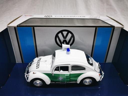 """Volkswagen Kever 1966 """"Polizei"""" 1-24 Motormax"""