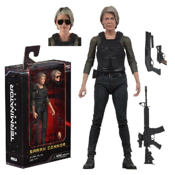 Terminator Dark Fate Sarah Connor 7 Inch Neca
