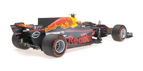 Red Bull Racing Tag Heuer RB13 Australian GP 2017 - Max Verstappen 1-18 Minichamps