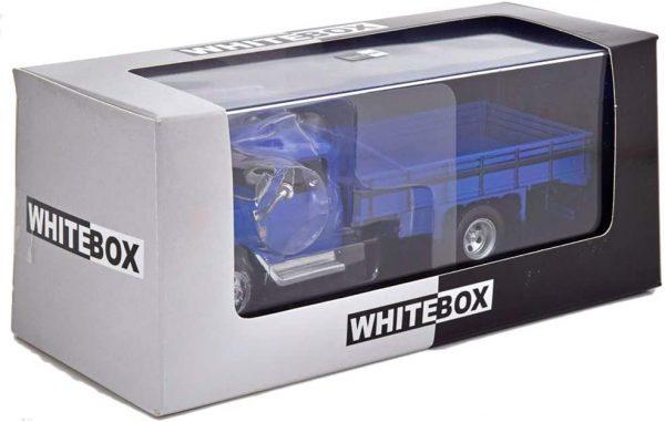 Chevrolet C60 Truck 1960 Blauw 1-43 Whitebox Limited 1000 Pieces