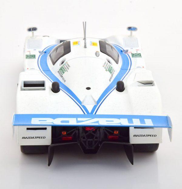 Mazda 787 B No.18, 24Hrs Le Mans 1991 Kennedy/Johansson/Sandro Sala 1-18 CMR Models ( Metaal )