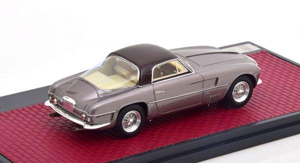 Ferrari 250 Europa Coupe Vignale #0313EU 1954 Grijs / Zwart 1-43 Matrix Scale Models Limited 408 pcs.