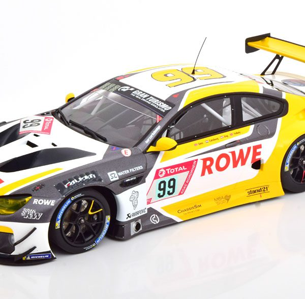 BMW M6 GT3 Winner 24Hrs Nürburgring 2020 Sims/Catsburg/Yelloy 1-18 Minichamps Limited 882 Pieces