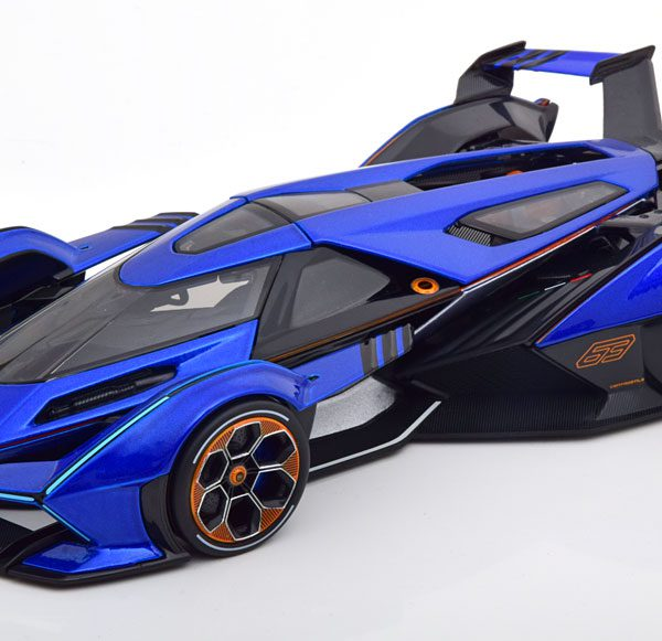 Lamborghini Lambo V12 Vision Gran Turismo 2020 Blauw 1-18 Maisto