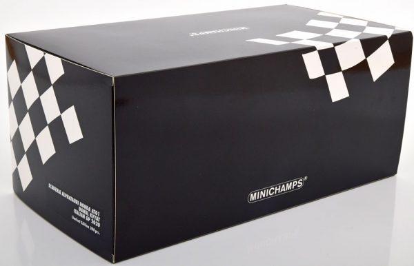 Scuderia AlphaTauri Honda AT01 GP Italian 2020 Danil Kvyat 1-18 Minichamps Limited 200 Pieces