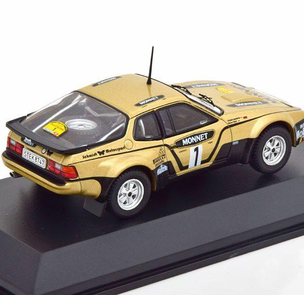 Porsche 924 Carrera GTS #1 Winner Rallye Hessen 1981 W.Röhrl / C.Geistdörfer 1:43 CMR Models