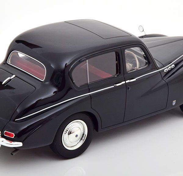 Sunbeam Surpreme MKIII ( RHD ) 1954 Zwart 1-18 Cult Scale Models ( Resin )