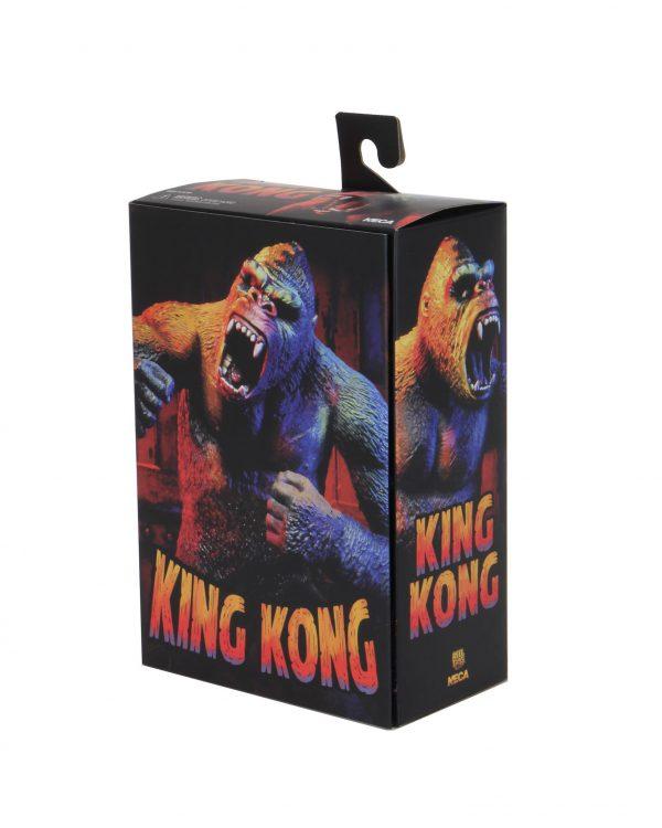 King Kong: Ultimate Illustrated KingKong Action Figure 7 inch Neca