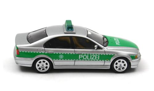 BMW 5er E39 Polizei 1-43 Neo Scale Models