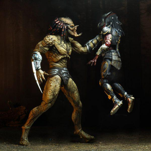 The Predator: Deluxe Ultimate Assassin Predator Unarmored 7 inch Neca