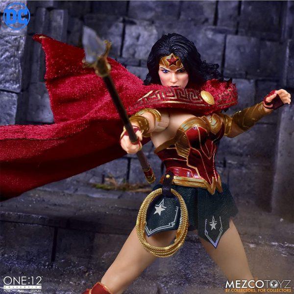 The One:12 Collective: DC Comics -Wonder Woman (1-12 Scale) Mezco