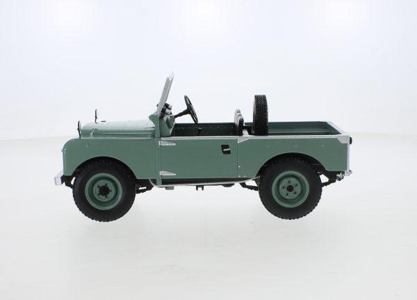 Land Rover Serie I Pick Up Groen 1-18 MCG Models